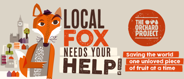 Coming soon to a screen near you…  Our Local Fox is coming to life, to save his life!