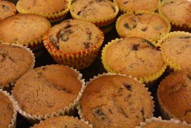 Damson Orchard Muffins