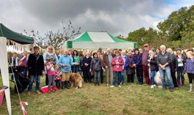 October's Apple Day Celebrations