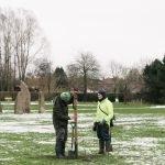 Longford Park Disc Golf Orchard