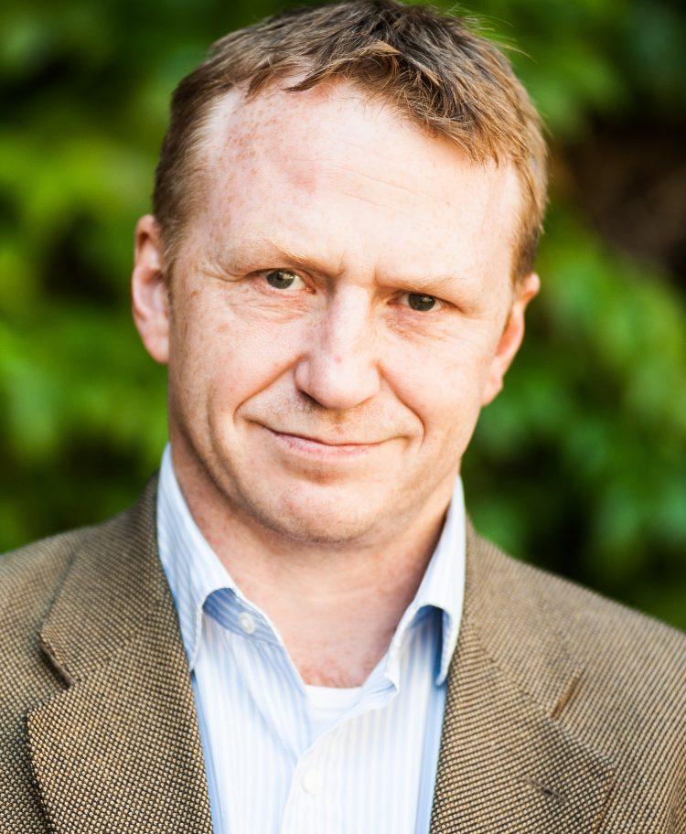 photo of course tutor, Steve Oram