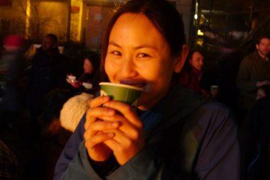 drinking celebration